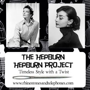 audrey hepburn rhinestones telephones. Black Bedroom Furniture Sets. Home Design Ideas